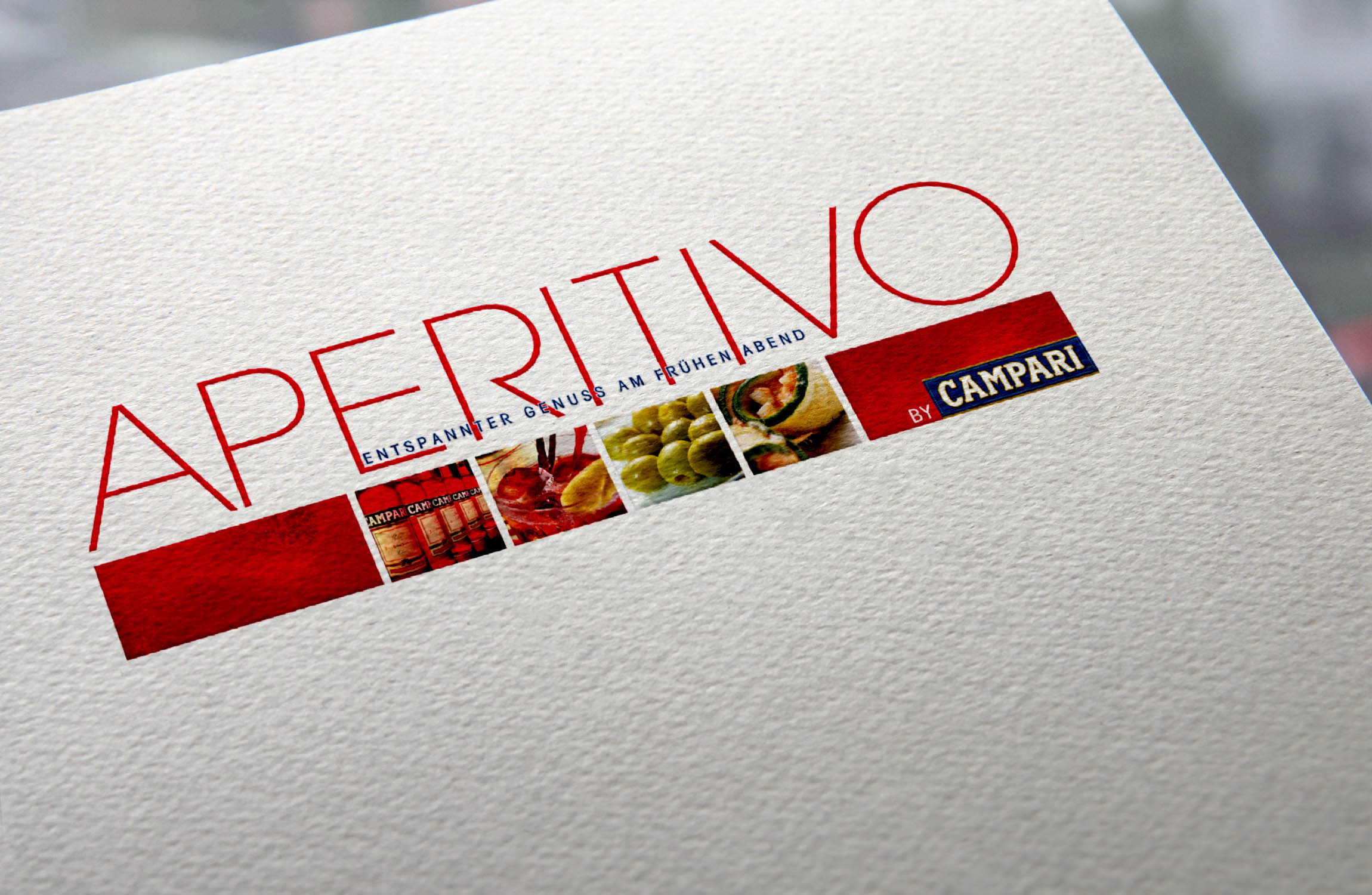 Campari Aperitivo Logo