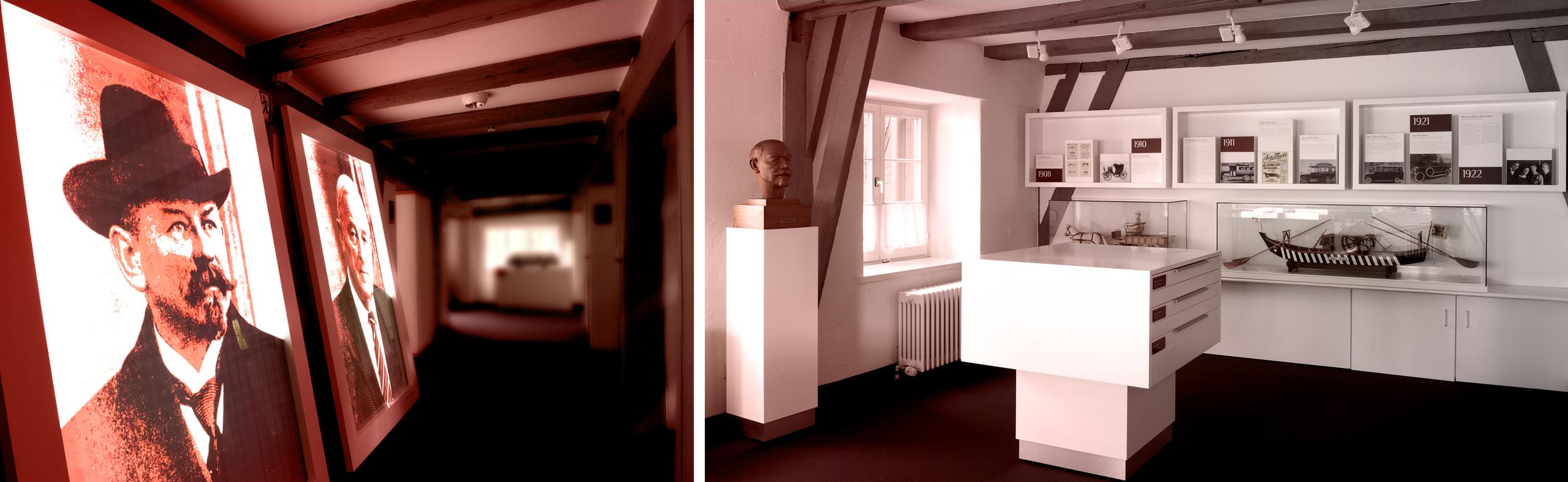 Kässbohrer Haus Neu Ulm Ausstellung