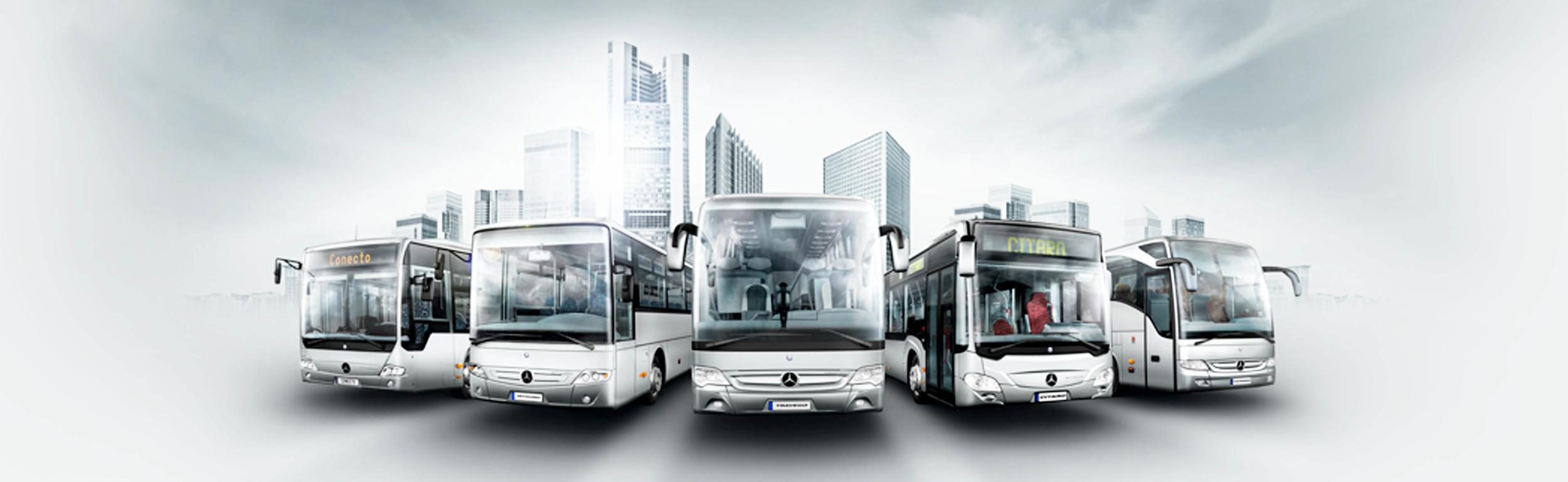 Daimler Buses Markenstrategie