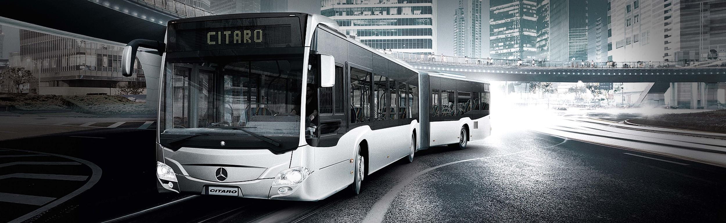 Mercedes-Benz Omnibus Markenmagazin