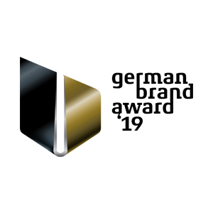 German Brand Winner Award in der Kategorie Excellence in Brand Strategy and Creation - Brand Communication – Corporate Publishing -