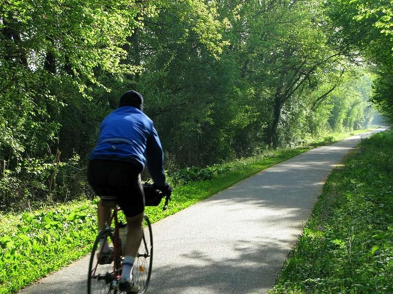 cykelvägen Roger lapebie
