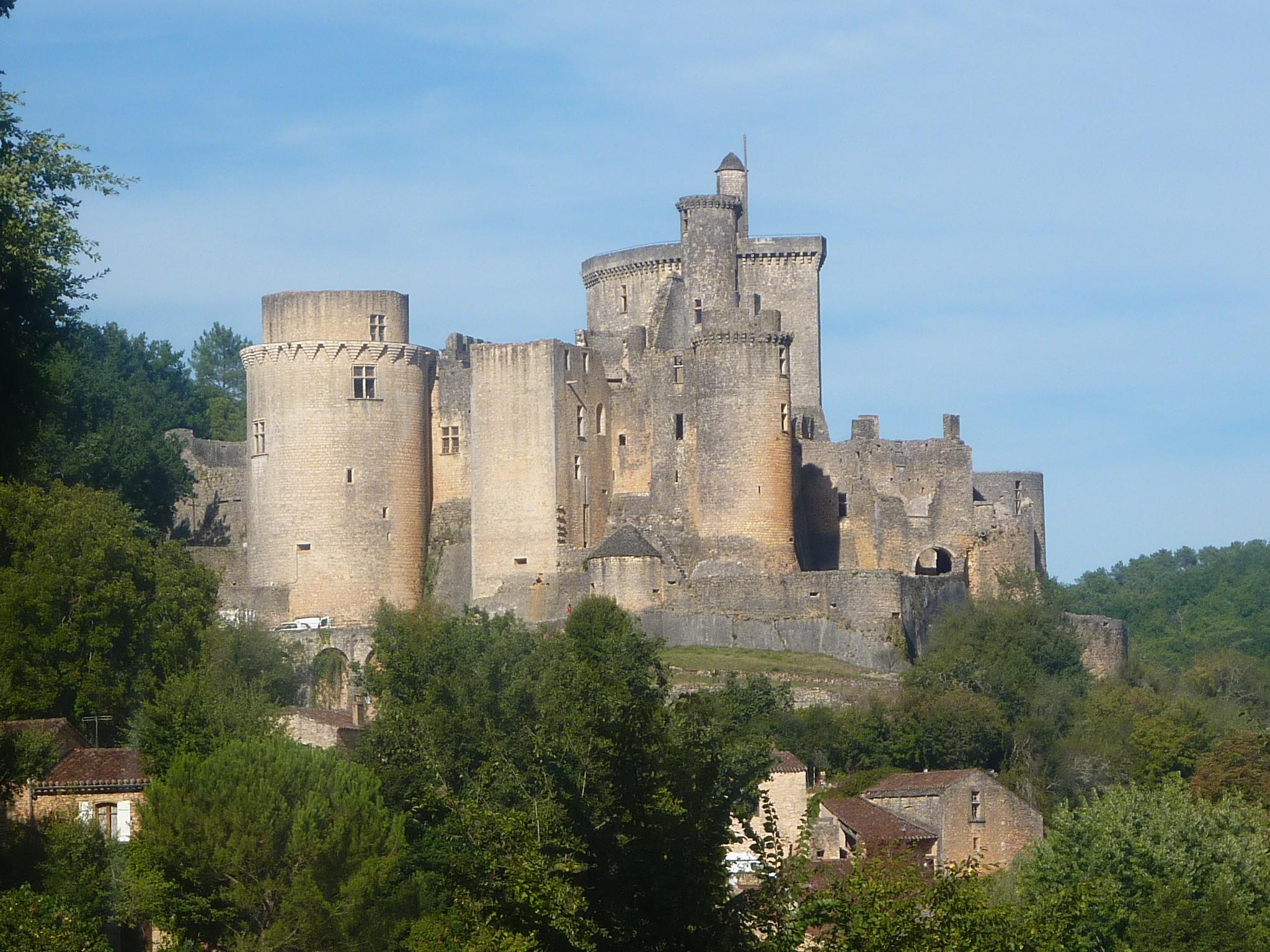 Chateau de Bonaguil ©CDT47