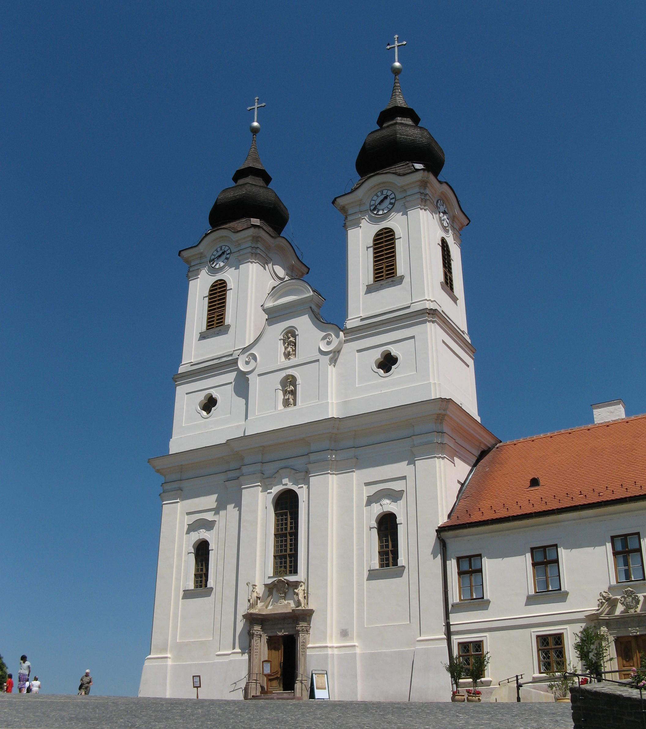 klosterkyrkan i tihany foto Gr3mi