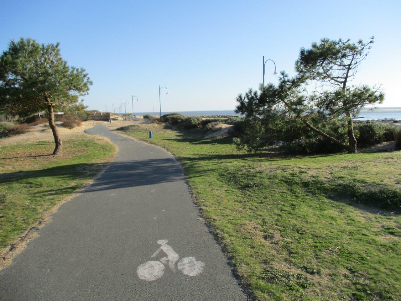 vélodyssée, cykelvägen längs atlanten