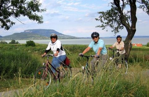 cykelvägar el lågtrafikerade landsvägar