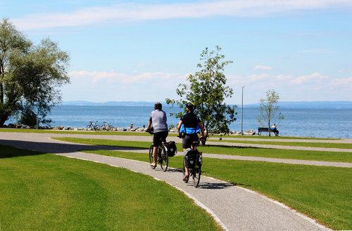 cykelvägen runt Bodensjön ©Pixabay