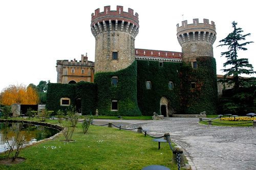 slottet i Peralada. foto Josep Renalias Lohen11