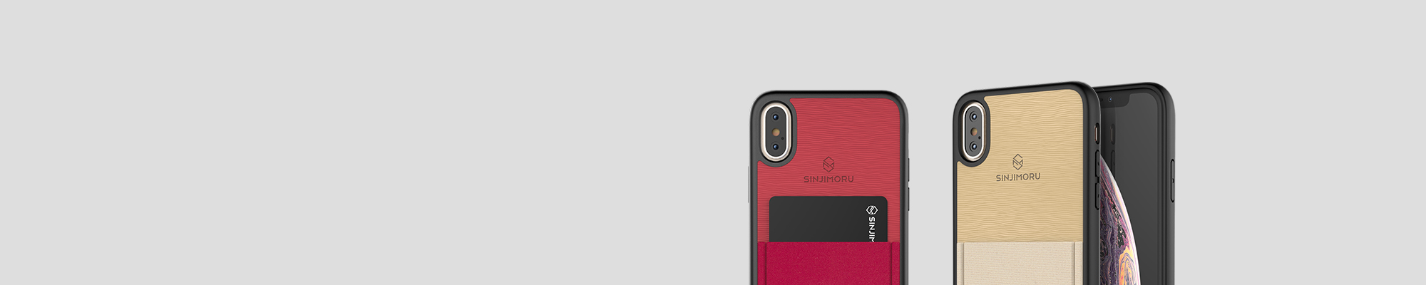 sale retailer 334c2 75664 Sinji Pouch Case for iPhone Max — Sinjimoru