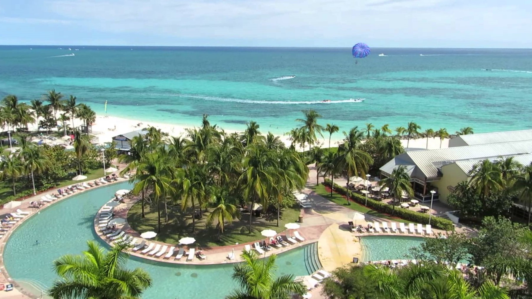 THE GRAND LUCAYAN RESORT ON GRAND BAHAMA ISLAND - Excellence Award by Hotels.com