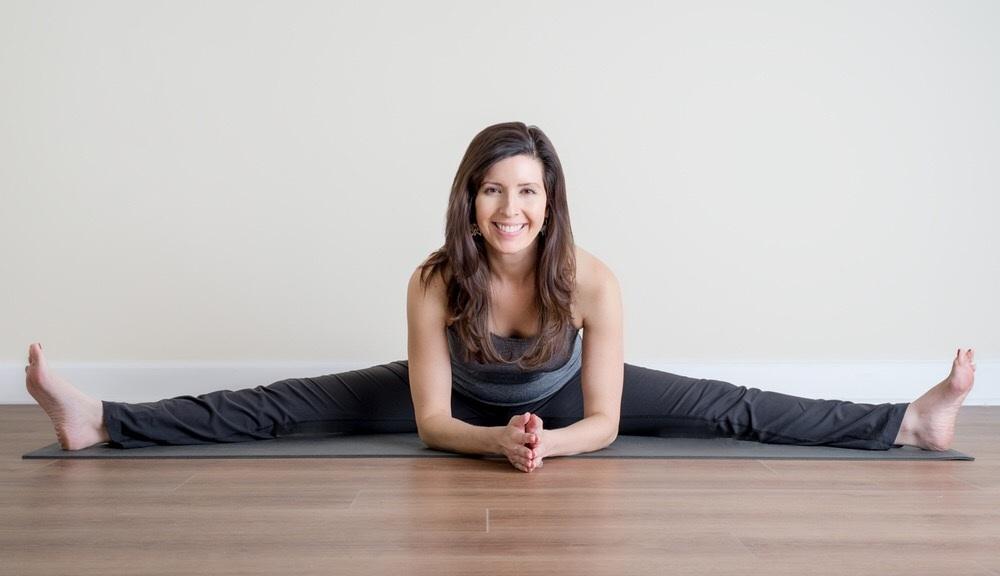 Marcela Hughes - Yoga Teacher (RYT-500), Mindfulness Meditation Teacher, and Certified Lifestyle Coach.