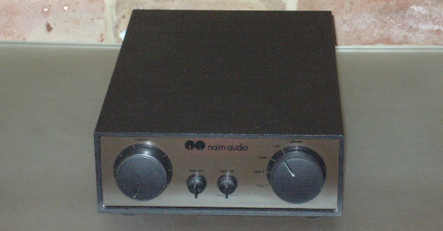 Naim NAC 72K pre amp £350