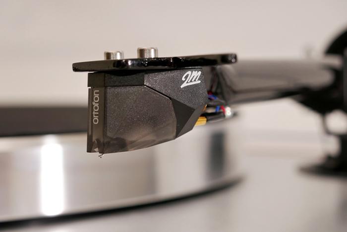 Ortofon 2m silver moving magnet cartridge