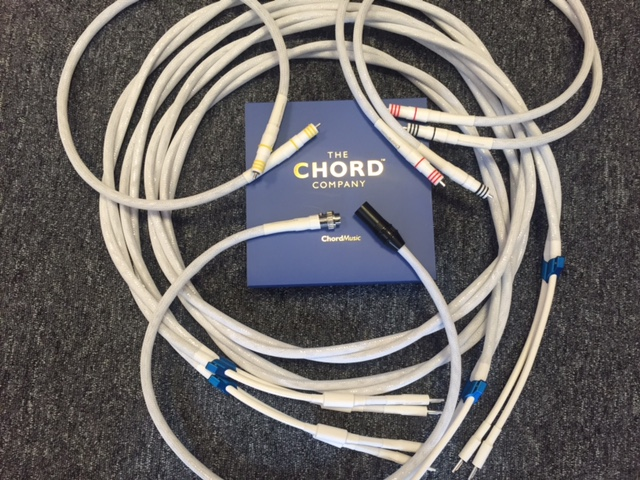 ChordMusic Cables