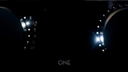 The New Cyrus ONE Integrated Amplifier (Pre-production model).