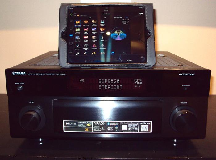 Yamaha RXA-1060 AV Home Cinema Amplifier