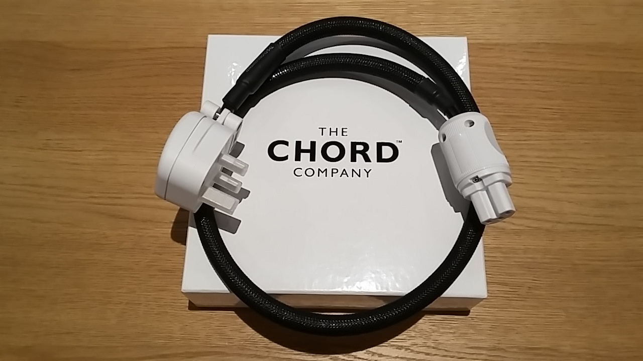 Chord Signature Aray Power Cable