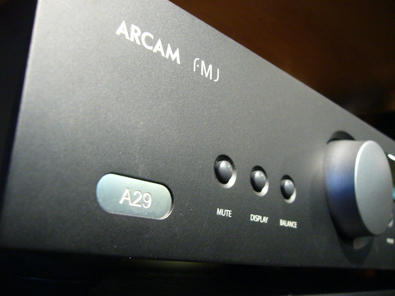 In our HiFi room will we be running through the  A29 ,  A39  &  A49  amplifiers & using the  CDS27  as our source.