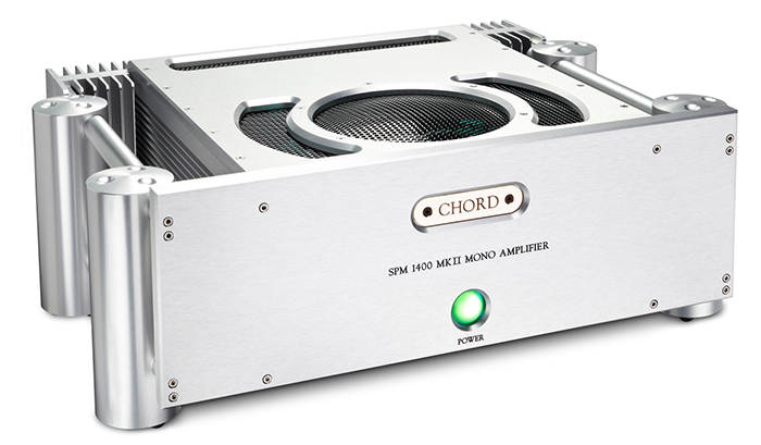 Chord Electronics SPM1400MKII Monoblock Power Amplifier