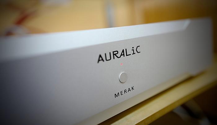 Auralic Merak 200W Monoblock amp