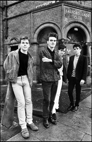 ' The shot ' The Smiths