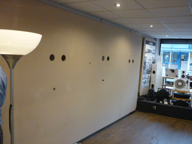 Phase one, a blank canvas