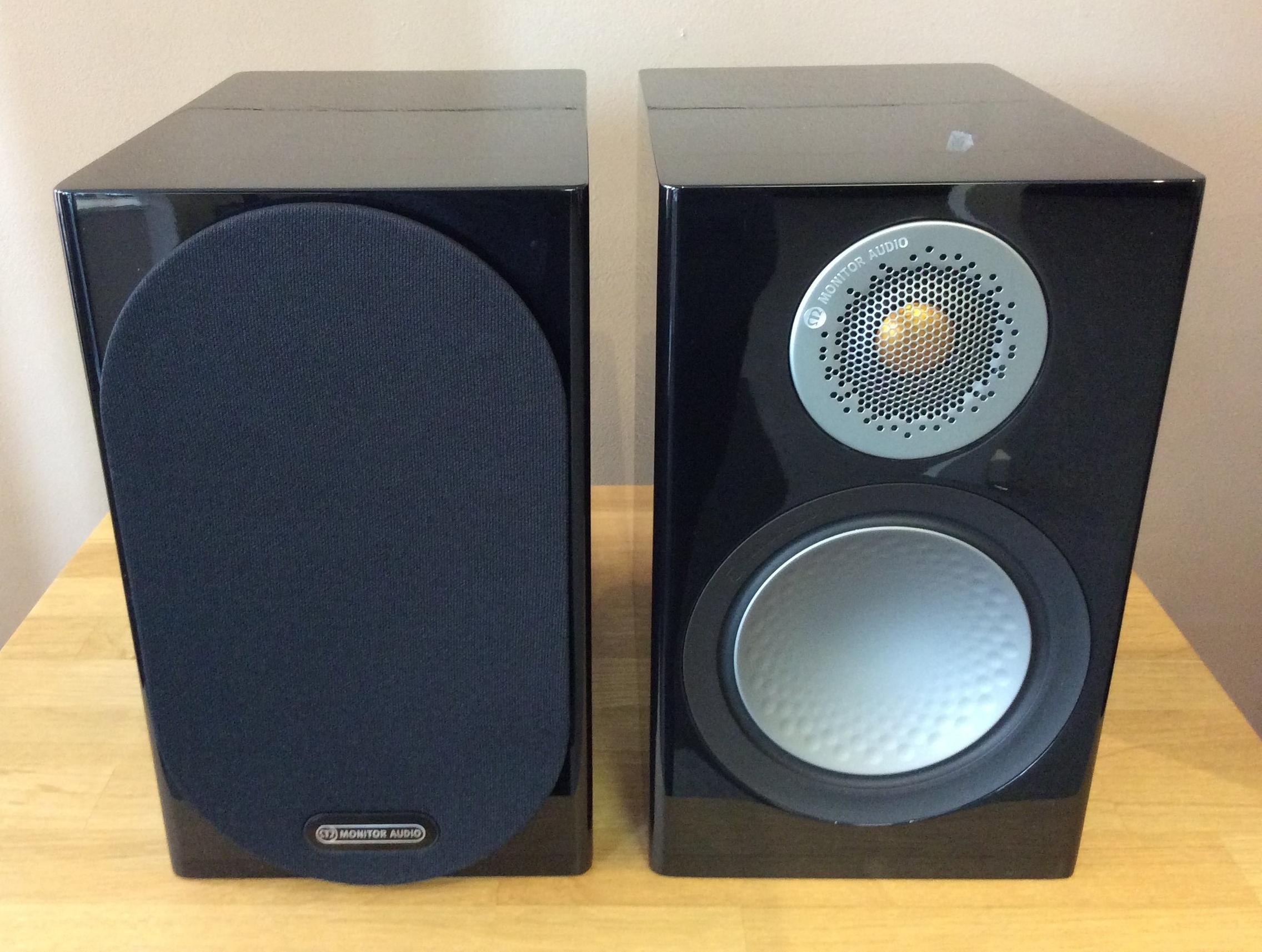 Silver 50 standmount/book shelf Speaker