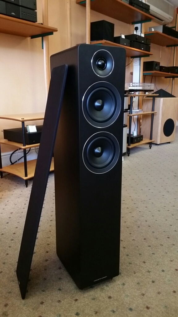 all new acoustic energy ae109 also available in walnut £499.99