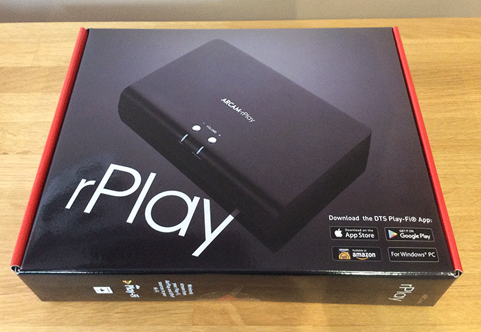 Arcam rPlay worth £399 in our free to enter prize draw.