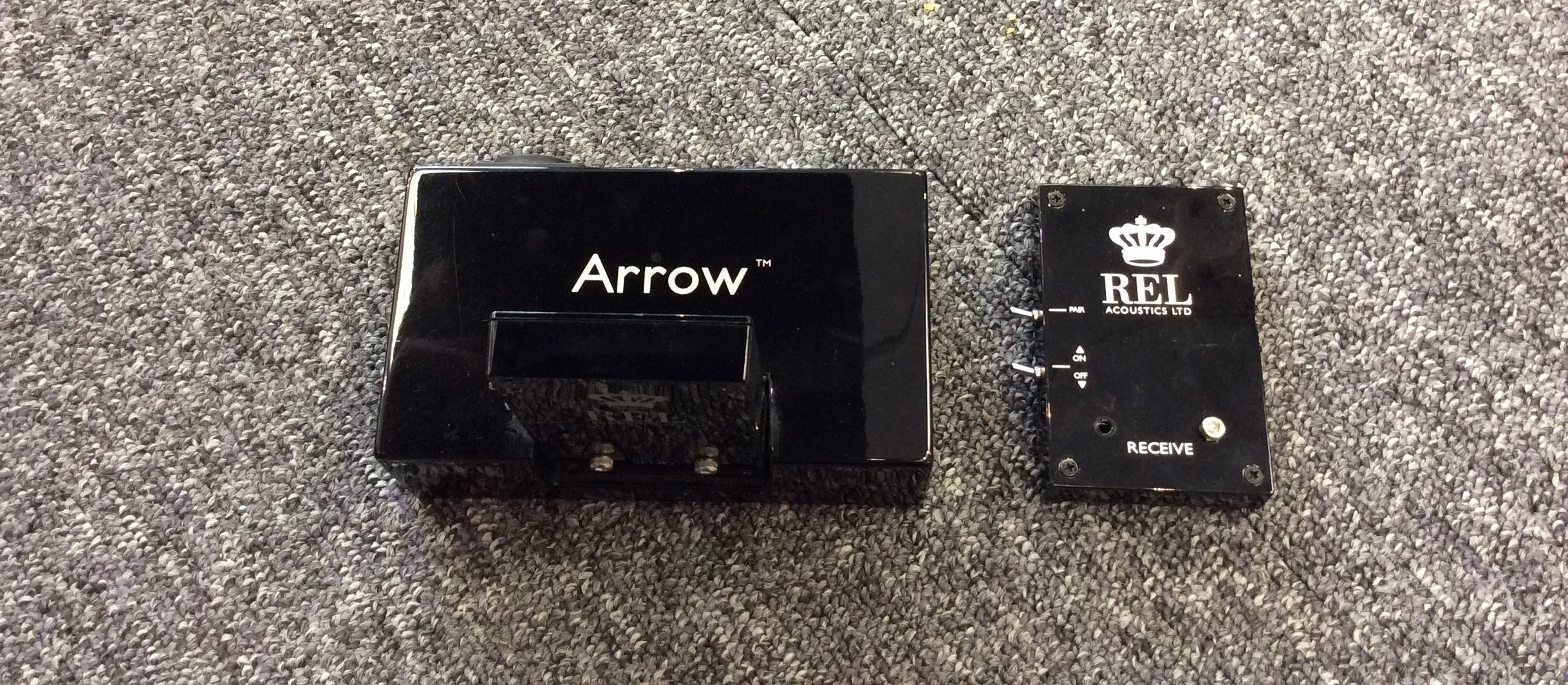 Arrow Wireless Kit for a neat set-up