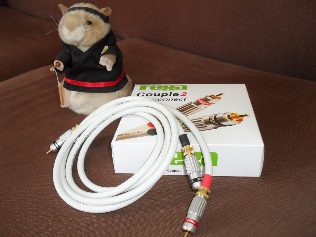 Kung Fu Hamster Highly Recommends The Rega Couple 2