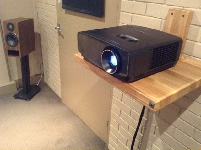 NICE AND COMPACT JVC POWERED UP IN OUR DOLBY ATMOS DEMO SUITE
