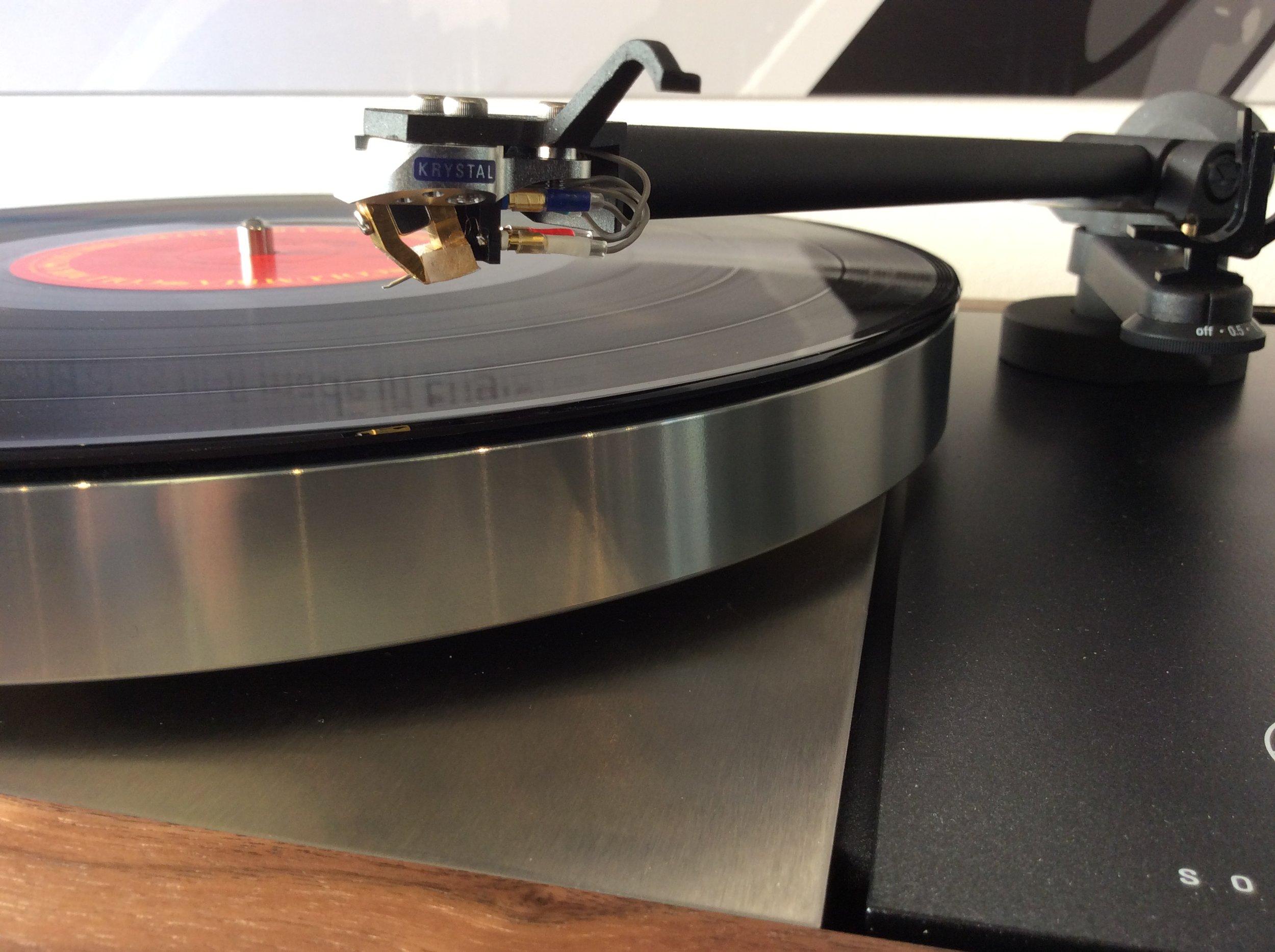 Linn Krystal Moving-Coil Cartridge