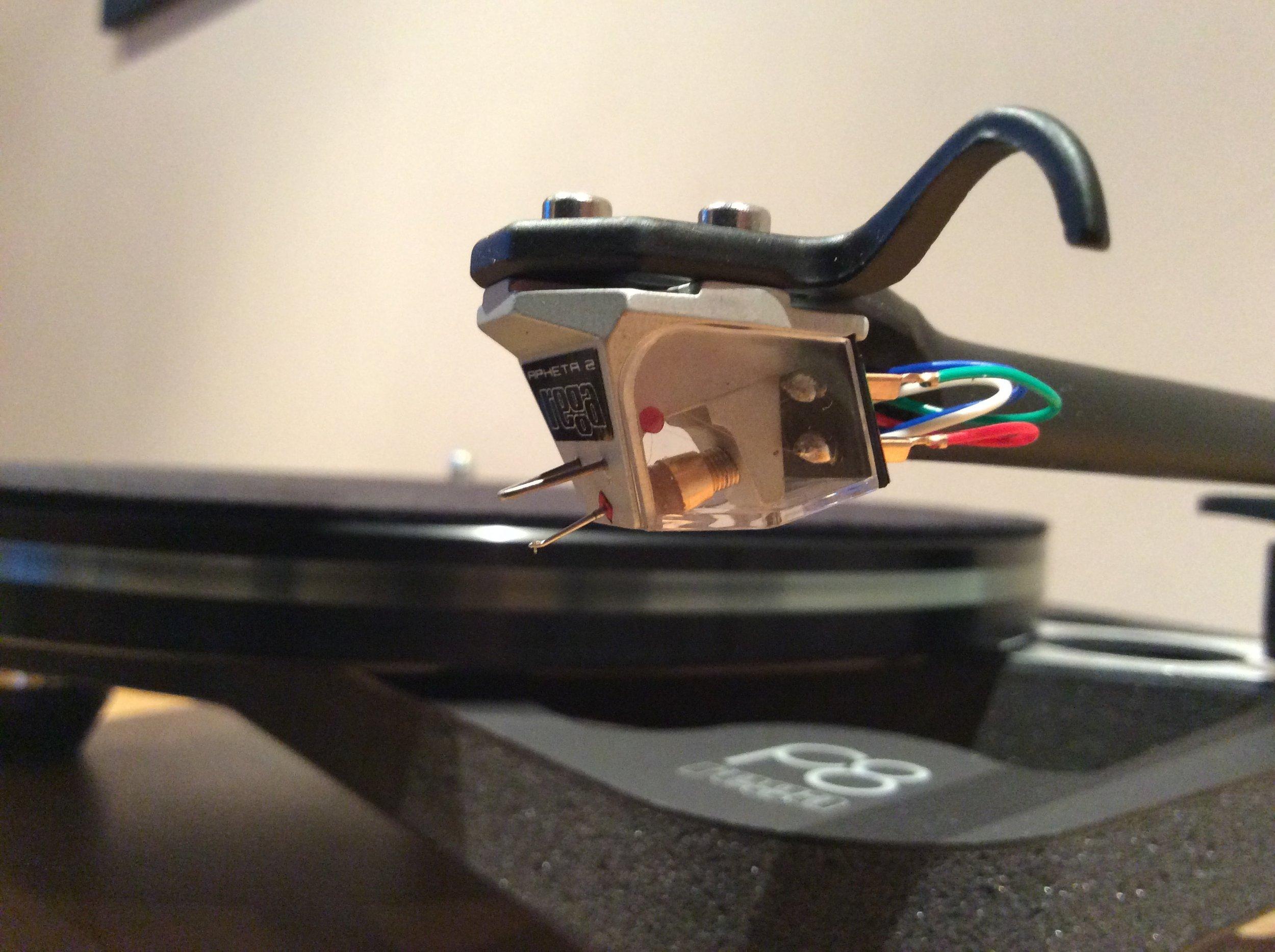 Rega Apheta 2 cartridge