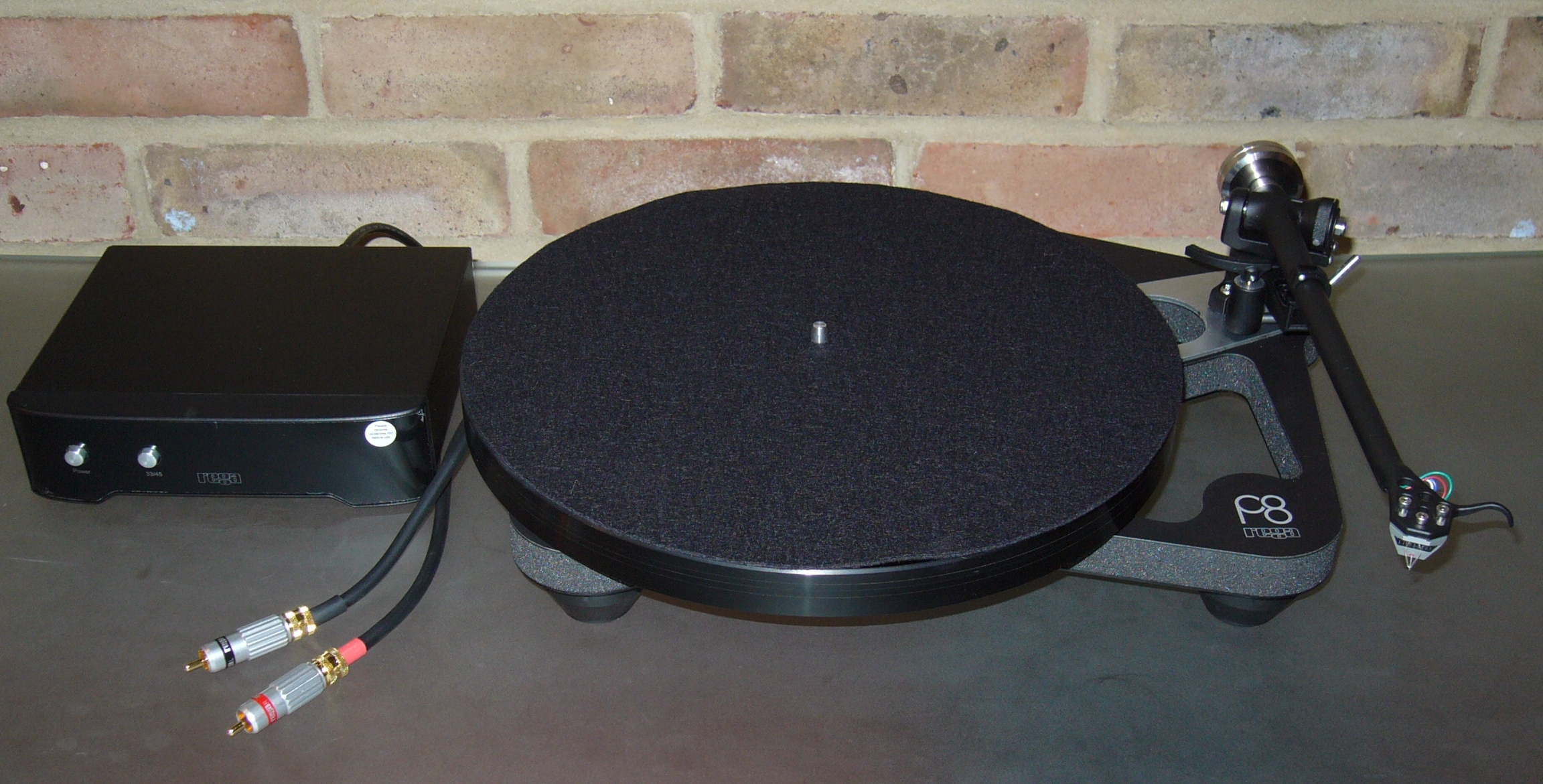 Planar 8 with Neo power supply.