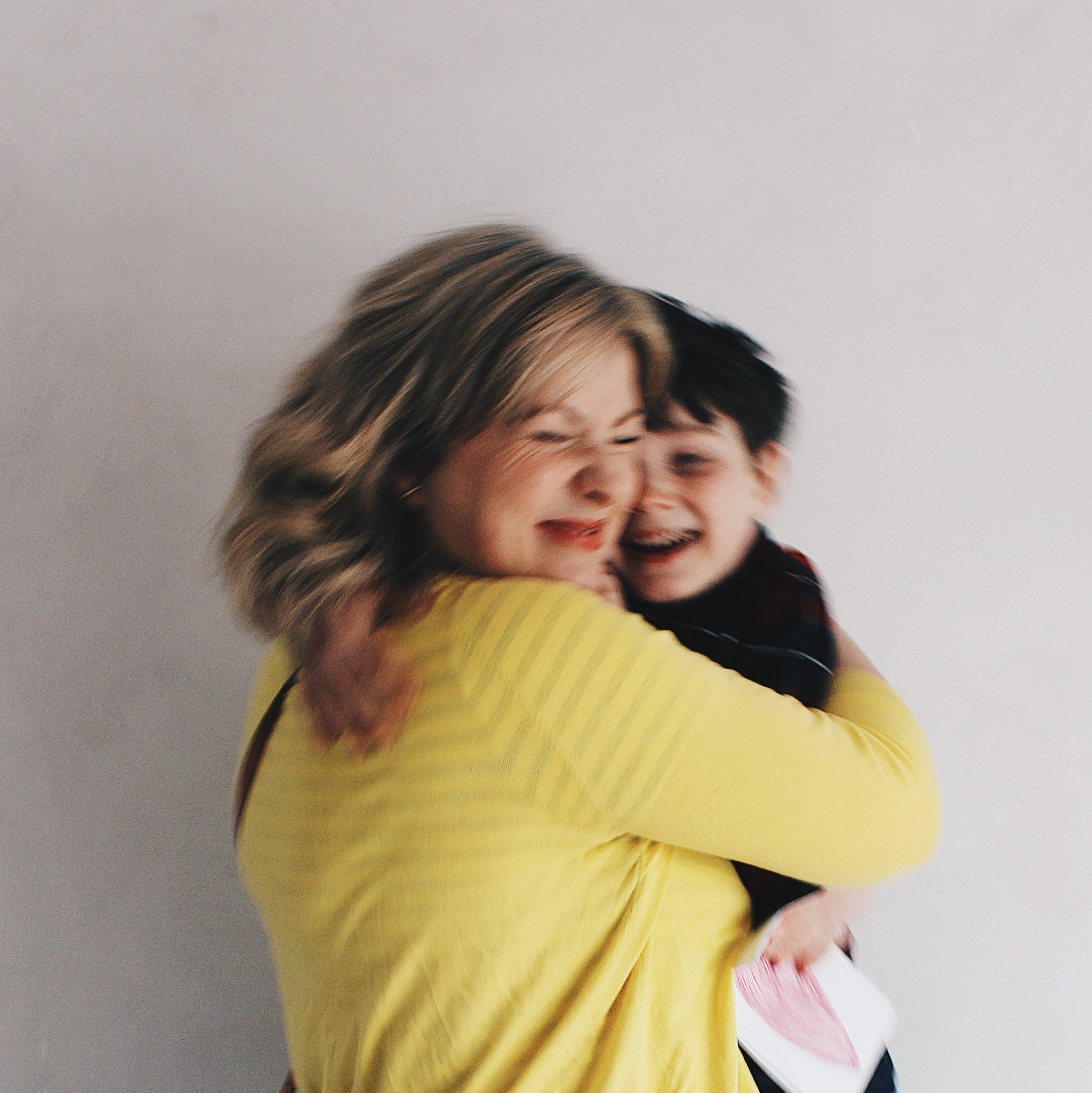 The impossible task of getting a nice still photograph with a 7 year old boy!!