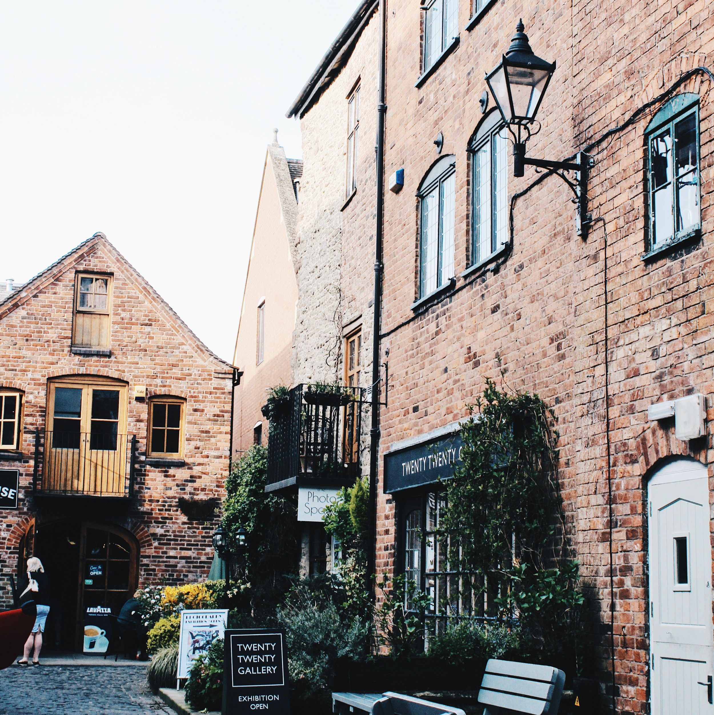 Make sure you explore all of the nooks and crannies of Ludlow or you might miss gems like Twenty Twenty Gallery and the best cafes and restaurants.