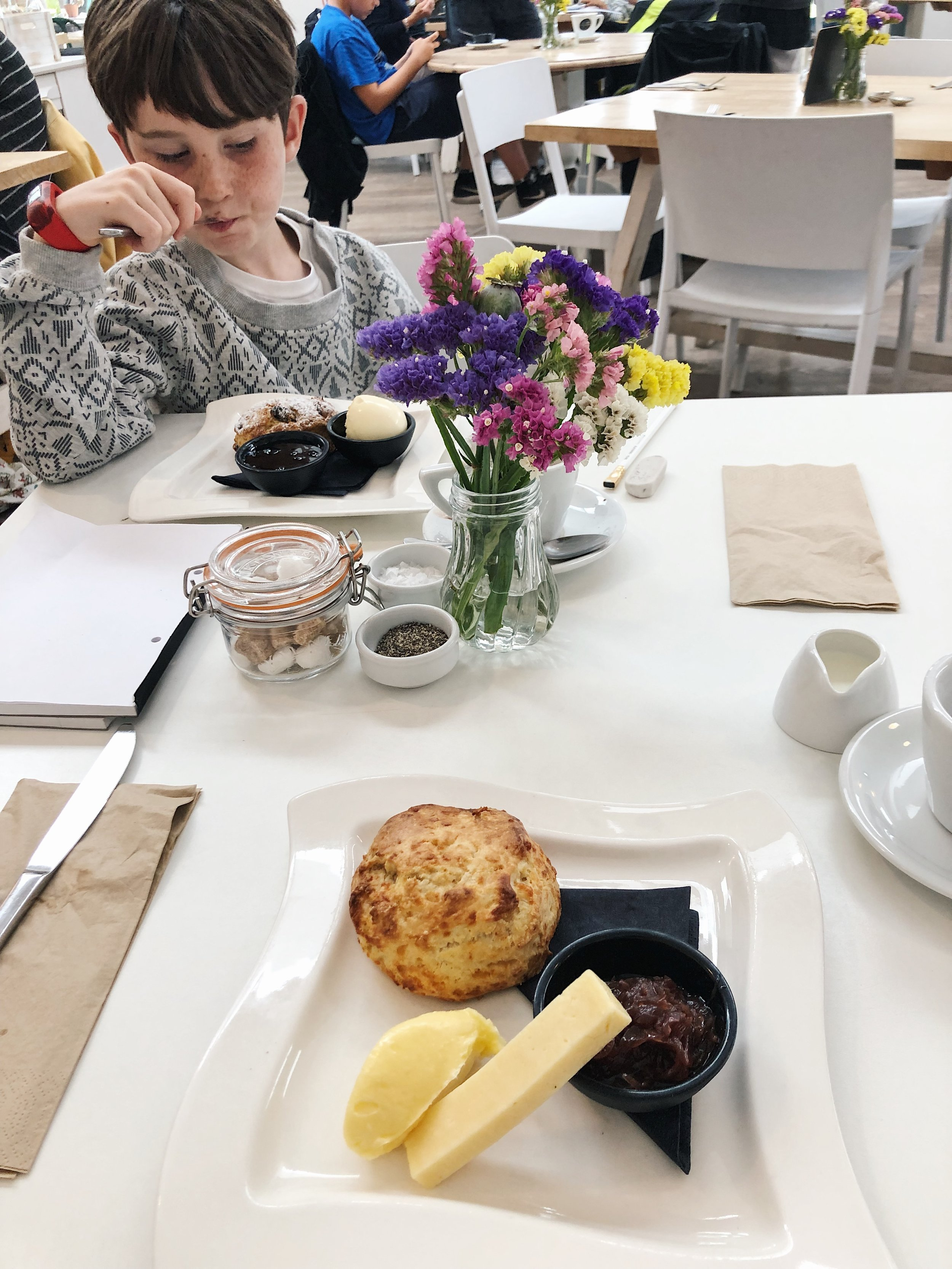 The cheese scone of dreams!