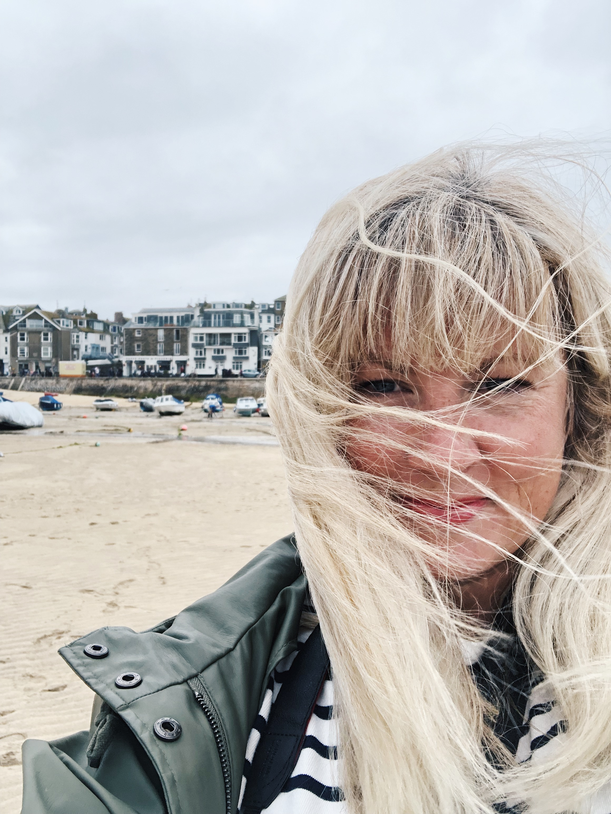 It is advisable to always have a mac or umbrella to hand when staying in St Ives. The weather can change very quickly.