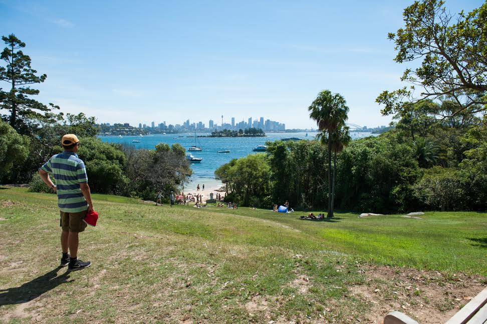 Sydney Proposal Locations | Milk Beach - Vaucluse, Sydney