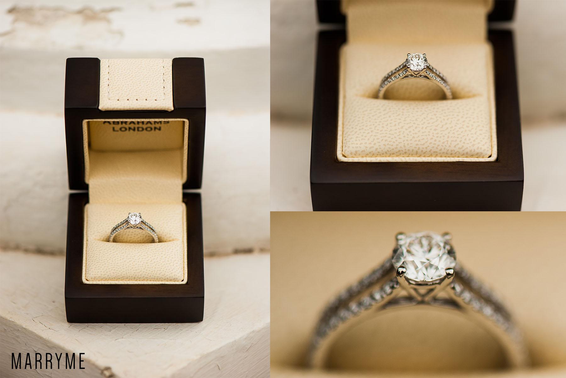 Sydney real marriage proposal at Milk Beach Australia 1