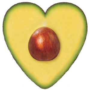 Avocados may be good for our hearts but not for our feathered and furred friends!!!