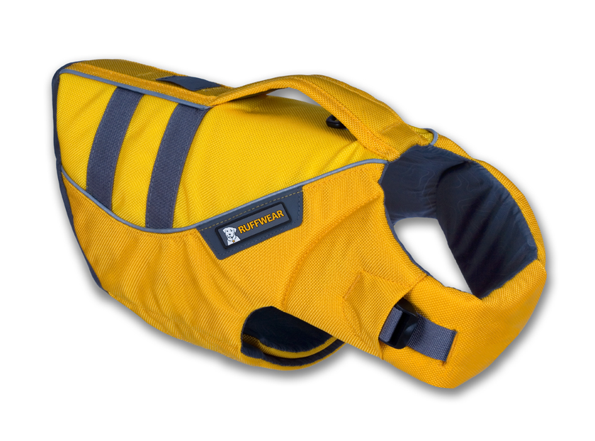 The K9 Float Coat is recommended by many cruisers.