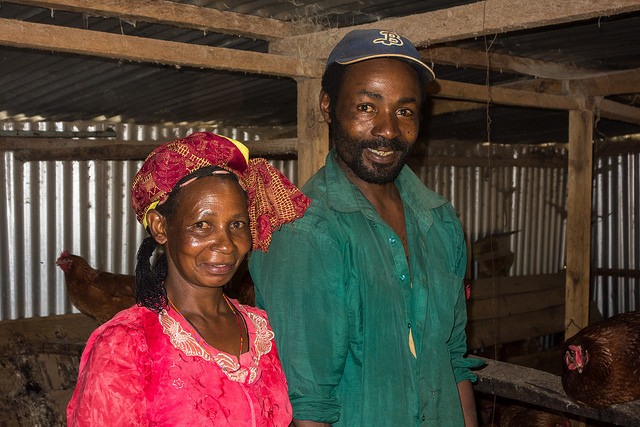 Two of the workers employed by Jane