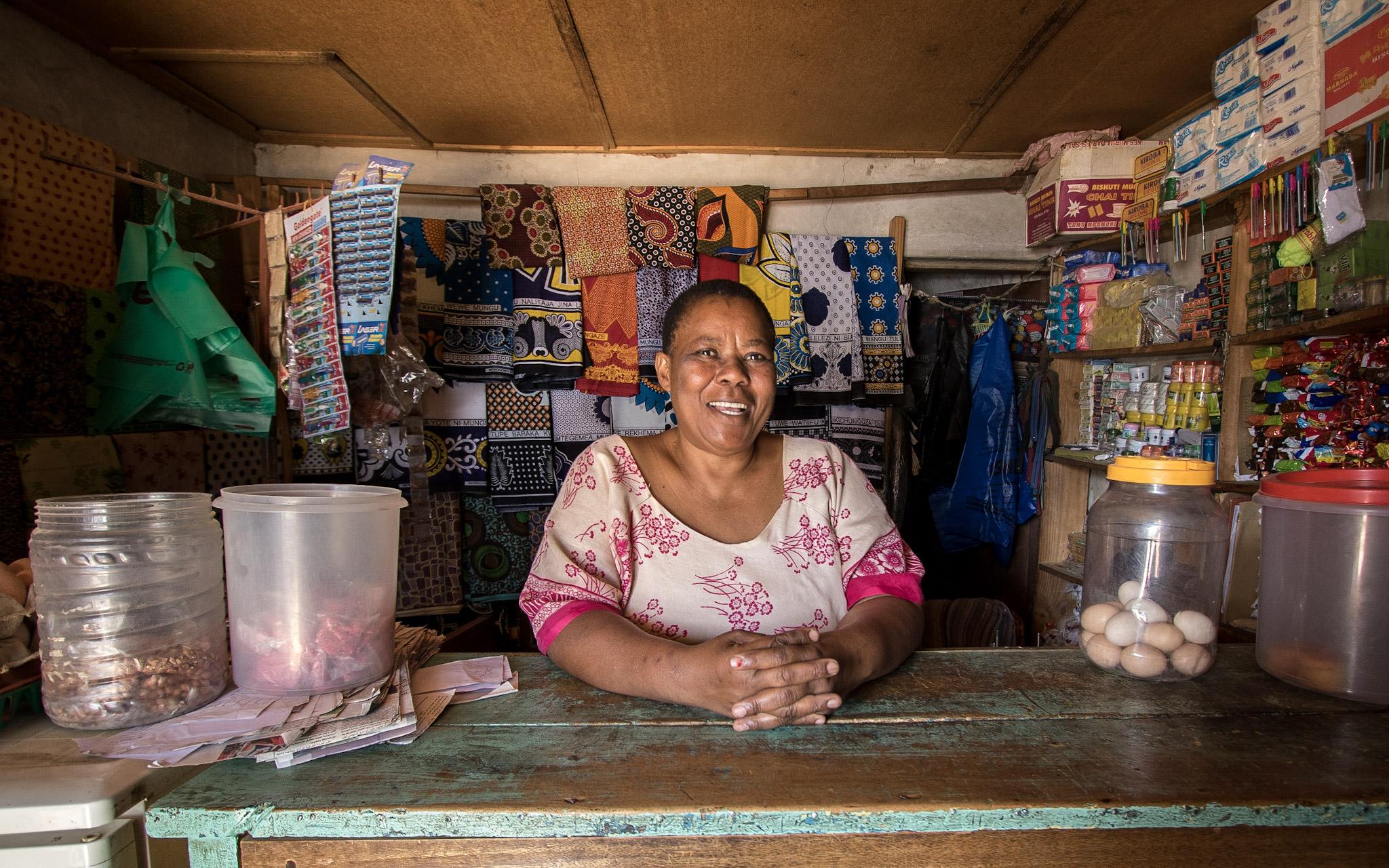 Five Talents Member in Tanzania