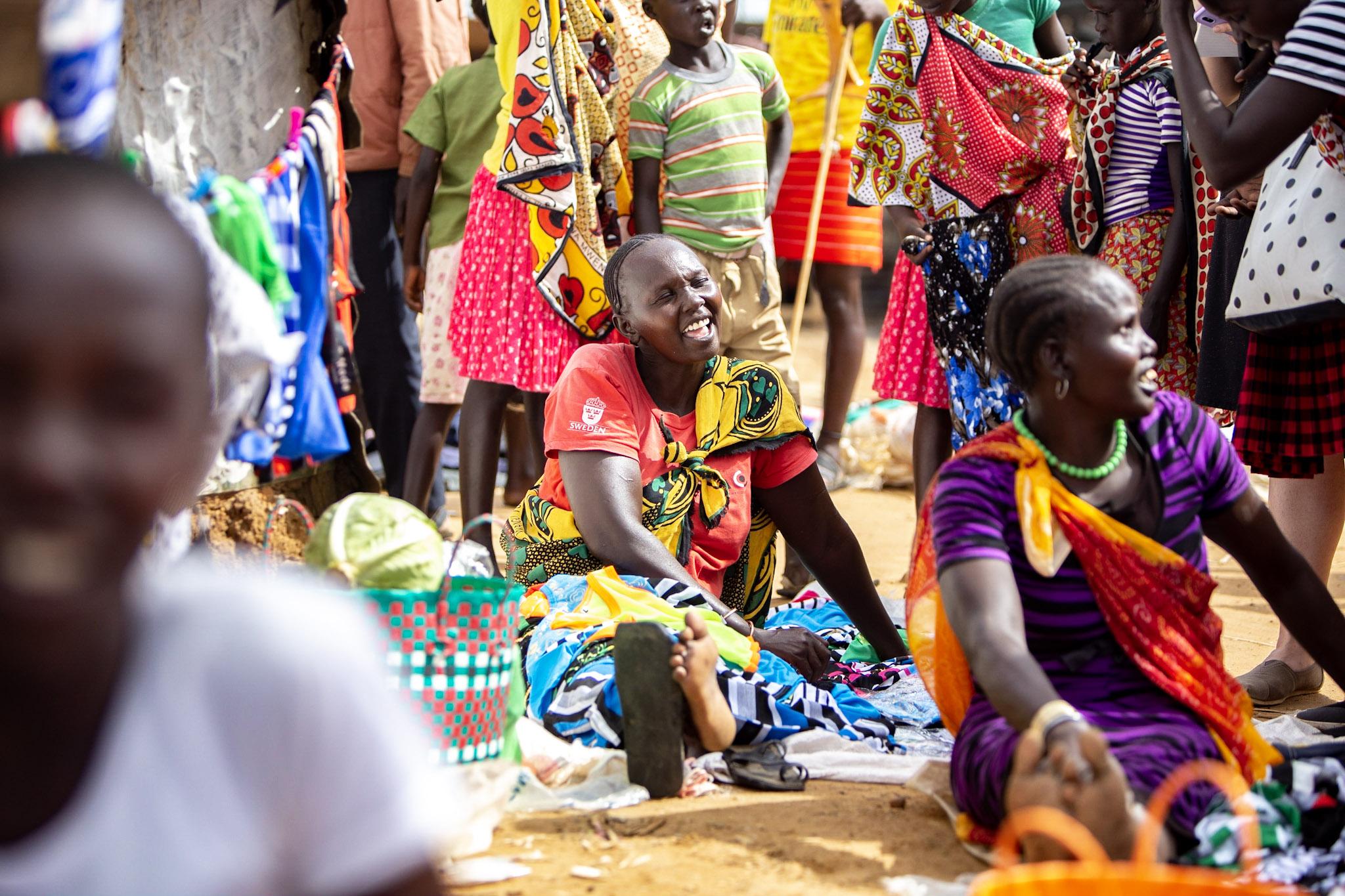 Vibrant Markets, Uganda