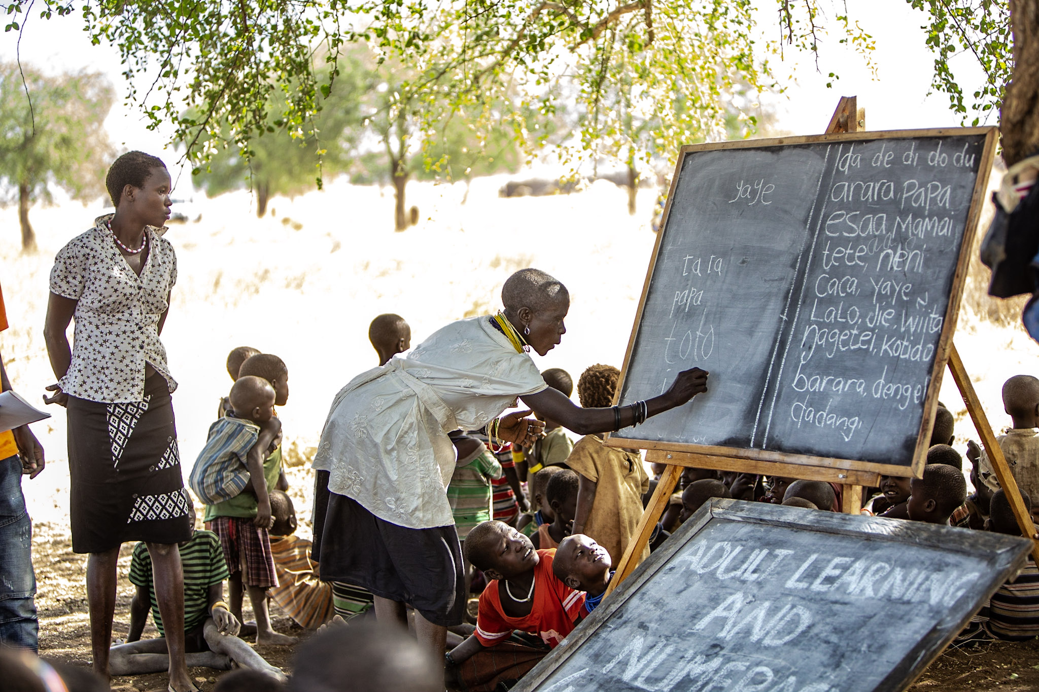 Learning & Literacy, Uganda