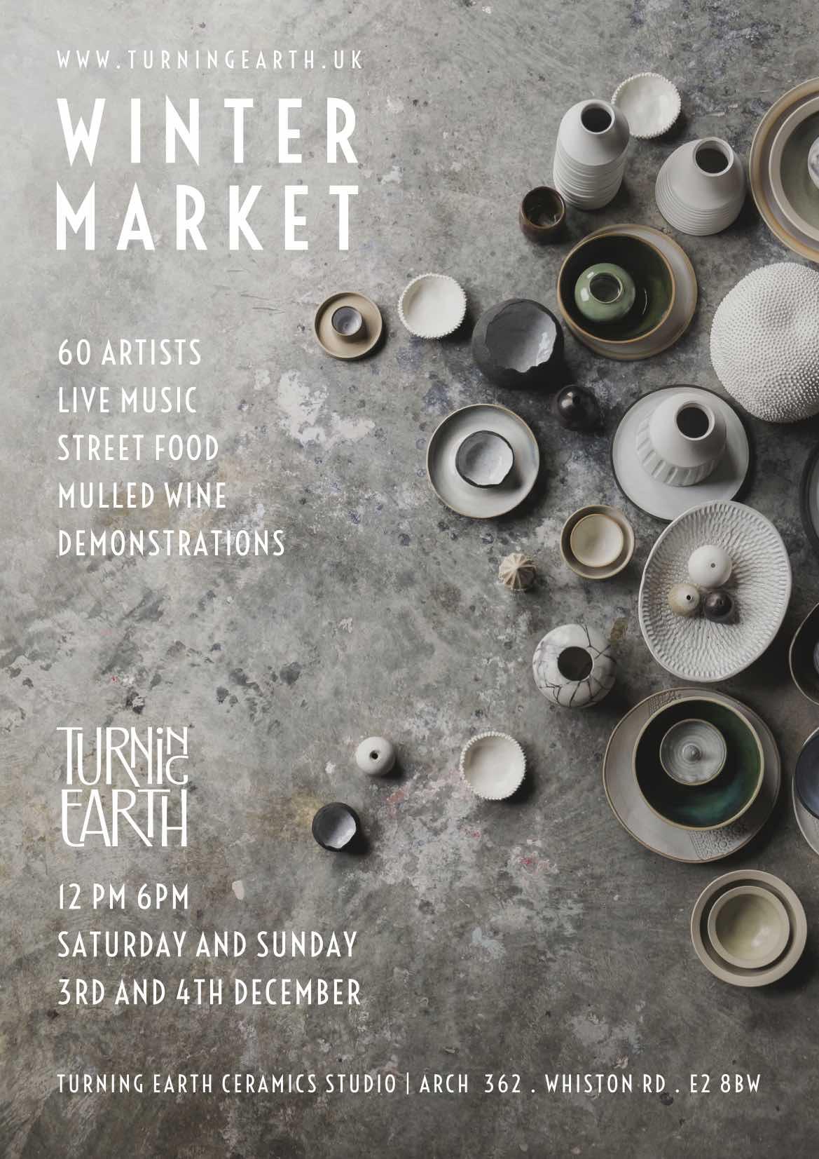 Turning Earth Winter Market