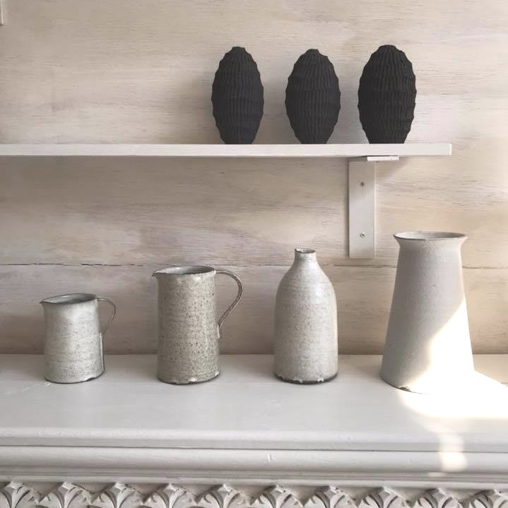 Visit  Living Earth , our new ceramics shop in Vinegar Yard, London Bridge. Now open Wednesday to Saturday 12-6pm