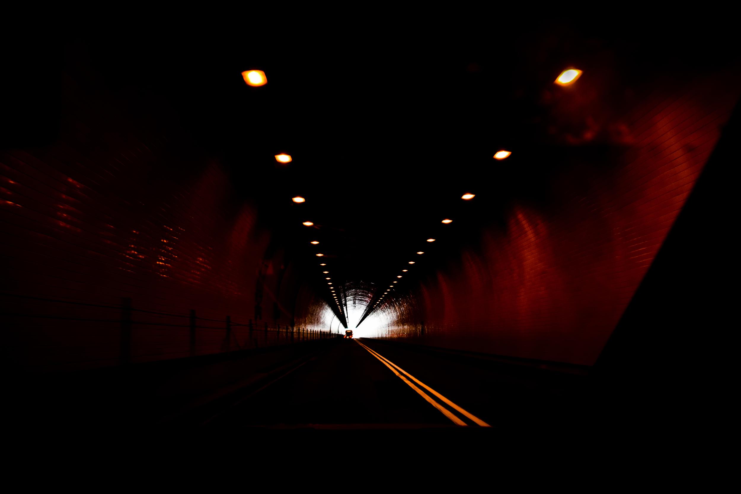 PA. Tunnel